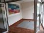 Büroräume Essen Designplanken - Bodenbelag - Wandgestaltung
